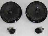 Комплект задних динамиков  3C8035453